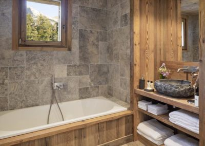 Salle de bains chambres l'envers des etoiles