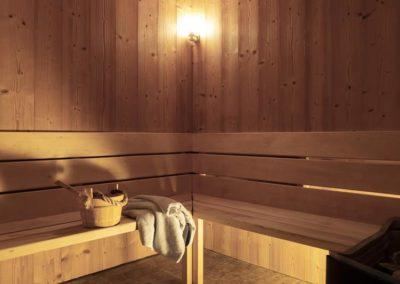 Sauna chalet